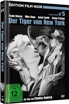 Der Tiger von New York (1955) (Édition Film Noir, n/b, Edizione Limitata, Mediabook, Versione Rimasterizzata)