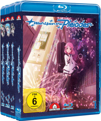 Wish Upon the Pleiades (Gesamtausgabe, 4 Blu-rays)