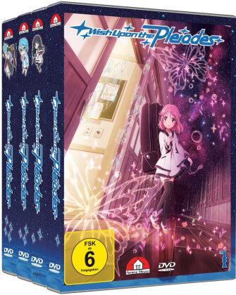 Wish Upon the Pleiades (Gesamtausgabe, 4 DVDs)