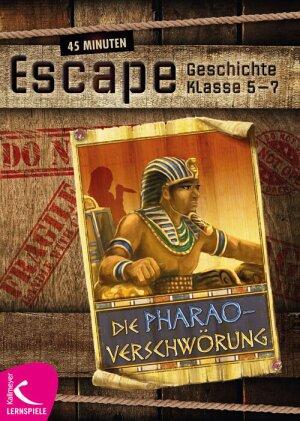 45 Minuten Escape - Der Fluch der Pyramide
