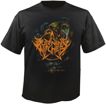 Burning Witches - Dance With The Devil T-Shirt