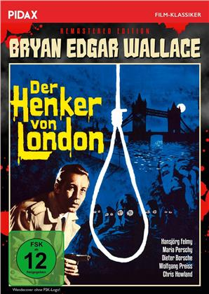Der Henker von London (1963) (Pidax Film-Klassiker, s/w, Remastered)