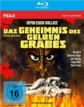 Das Geheimnis des gelben Grabes (1972) (Pidax Film-Klassiker, Remastered)