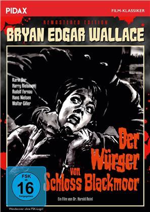 Der Würger von Schloss Blackmoor (1963) (Pidax Film-Klassiker, s/w, Remastered)