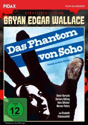 Das Phantom von Soho (1964) (Pidax Film-Klassiker, n/b, Versione Rimasterizzata)