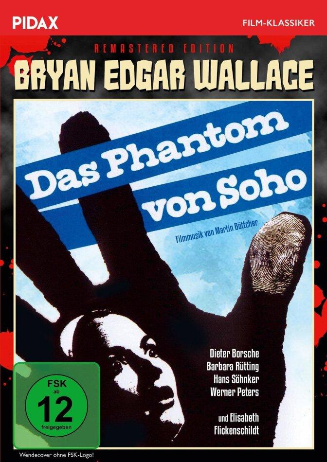 Das Phantom von Soho (1964) (Pidax Film-Klassiker, s/w, Remastered)