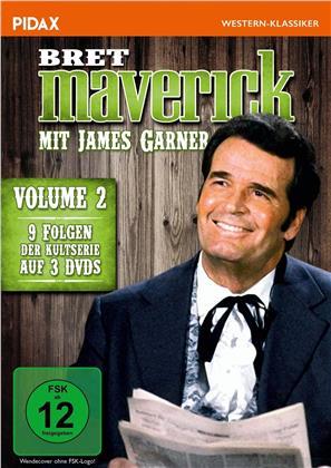 Bret Maverick - Vol. 2 (Pidax Western-Klassiker, 3 DVDs)