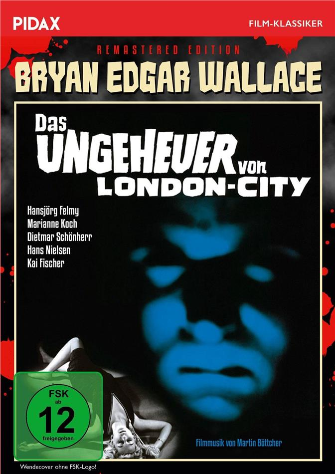 Das Ungeheuer von London-City (1964) (Pidax Film-Klassiker, s/w, Remastered)