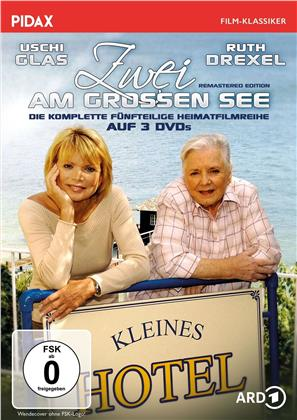 Zwei am grossen See (Pidax Serien-Klassiker, Remastered, 3 DVDs)