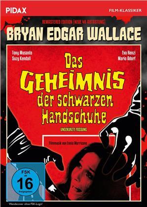 Das Geheimnis der schwarzen Handschuhe (1970) (Pidax Film-Klassiker, Remastered)