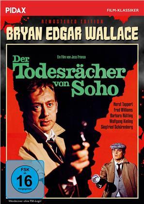 Der Todesrächer von Soho (1972) (Pidax Film-Klassiker, Remastered)