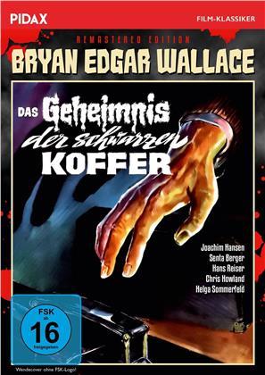 Das Geheimnis der schwarzen Koffer (1962) (Pidax Film-Klassiker, s/w, Remastered)