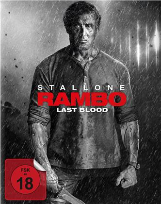 Rambo 5 - Last Blood (2019) (Limited Edition, Mediabook, Blu-ray + DVD)