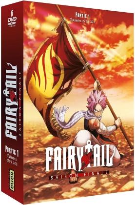 Fairy Tail - Saison finale - Partie 1 (6 DVDs)