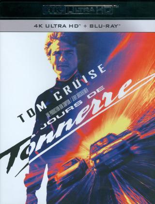 Jours de tonnerre (1990) (4K Ultra HD + Blu-ray)