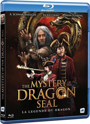 The Mystery of the Dragon Seal - La légende du dragon (2019)