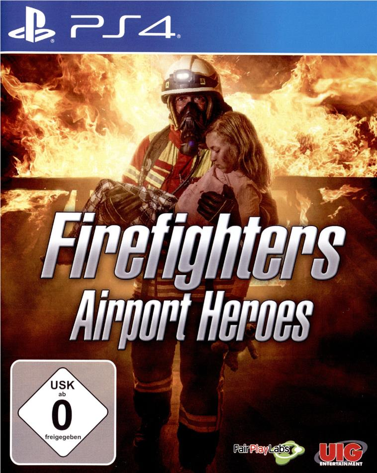 Firefighters Airport Heroes