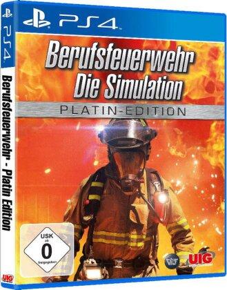 Berufsfeuerwehr Simulation (Avanquest Platinum Edition, Platinum Edition)