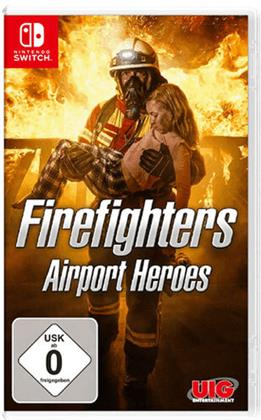 Firefighters Airport Heroes - (Code in a Box)