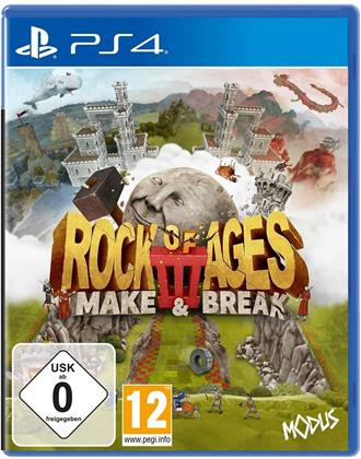 Rock of Ages 3 - Make & Break