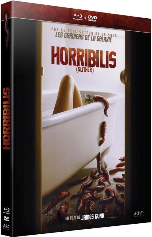 Horribilis - Slither (2006) (Blu-ray + DVD)