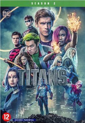 Titans - Saison 2 (3 DVDs)