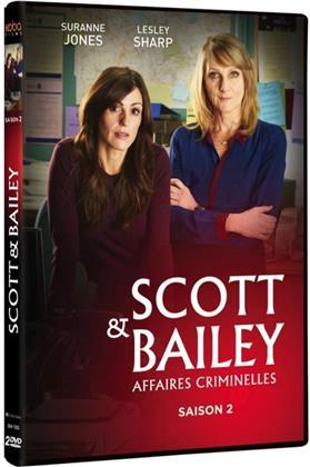 Scott & Bailey - Saison 2 (2 DVDs)