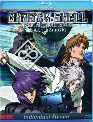 Ghost in the Shell - Stand Alone Complex - Individual Eleven (OAV) (2005)