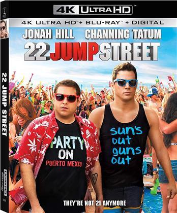 22 Jump Street (2014) (4K Ultra HD + Blu-ray)