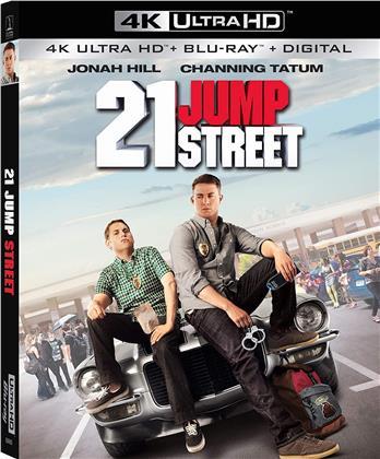 21 Jump Street (2012) (4K Ultra HD + Blu-ray)