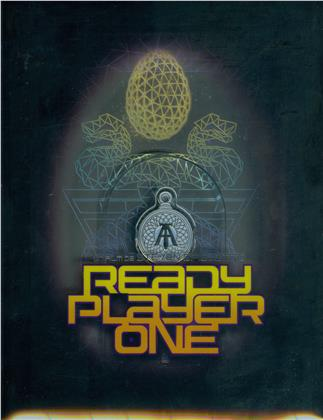 Ready Player One (2018) (+ Goodies, Limited Edition, Steelbook, 4K Ultra HD + Blu-ray)