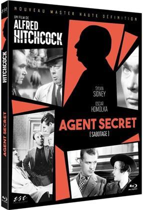 Agent secret - Sabotage (1936) (Nouveau Master Haute Definition)