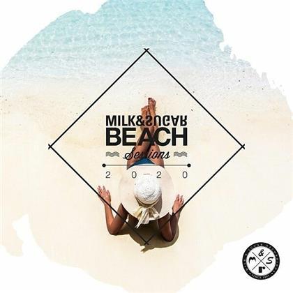 Milk & Sugar - Beach Sessions 2020 (2 CDs)