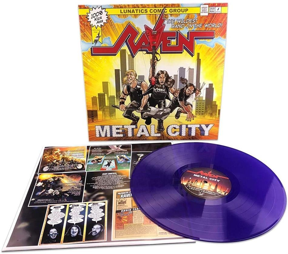 Raven - Metal City (LP)