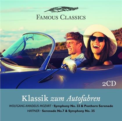 Klassik Zum Autofahren (2020 Reissue, 2 CDs)
