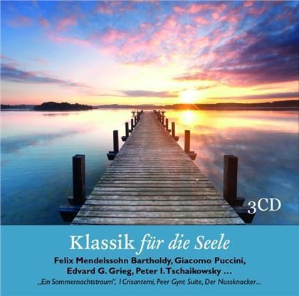 Klassik Für Die Seele (2020 Reissue, 3 CDs)