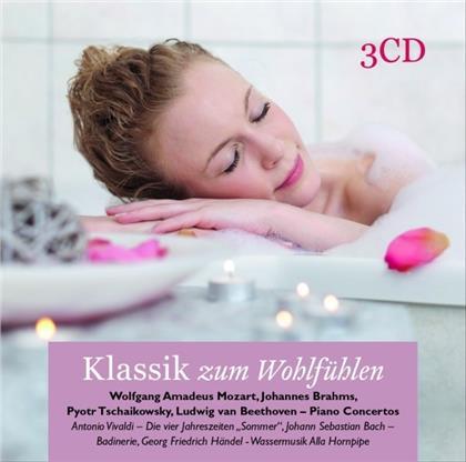 Klassik Zum Wohlfühlen (2020 Reissue, 3 CDs)