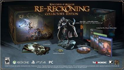 Kingdoms of Amalur Re-Reckoning Collectors Edition (Édition Collector)