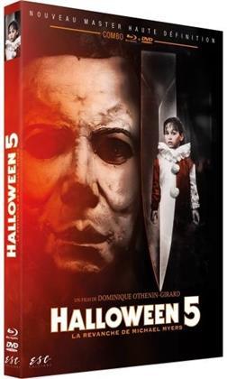 Halloween 5 - La revanche de Michael Myers (1989) (Nouveau Master Haute Definition, Blu-ray + DVD)