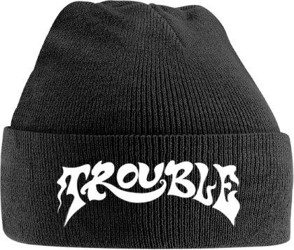 Trouble - Logo