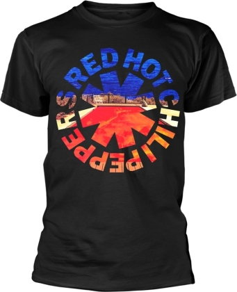 Red Hot Chili Peppers - Californication Asterisk (Black)