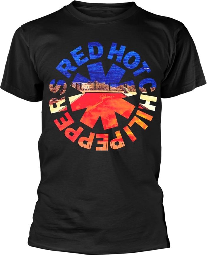 Red Hot Chili Peppers - Californication Asterisk (Black) - Grösse M