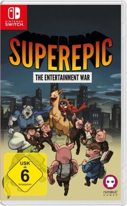 Super Epic (German Edition)