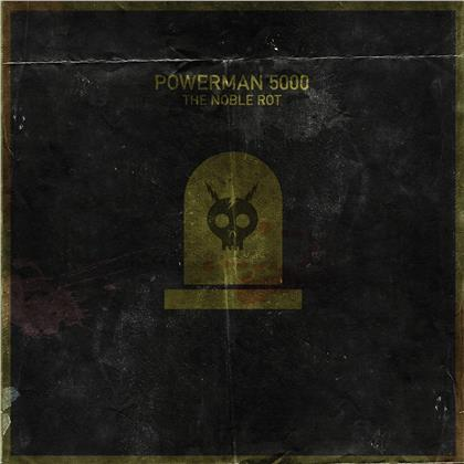 Powerman 5000 - Noble Rot (Coke Bottle Green Vinyl, LP)