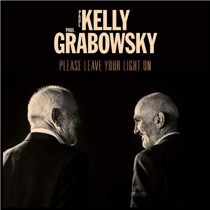 Paul Kelly & Paul Grabowsky - Please Leave Your Light On (LP)