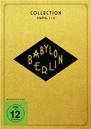 Babylon Berlin - Staffel 1-3 (7 DVDs)