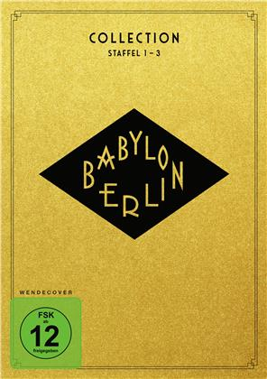 Babylon Berlin - Staffel 1-3 (8 DVDs)
