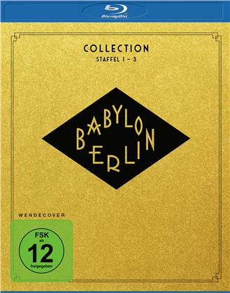 Babylon Berlin - Collection: Staffel 1-3 (7 Blu-rays)