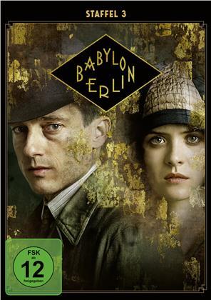 Babylon Berlin - Staffel 3 (3 DVDs)