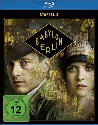 Babylon Berlin - Staffel 3 (3 Blu-rays)
